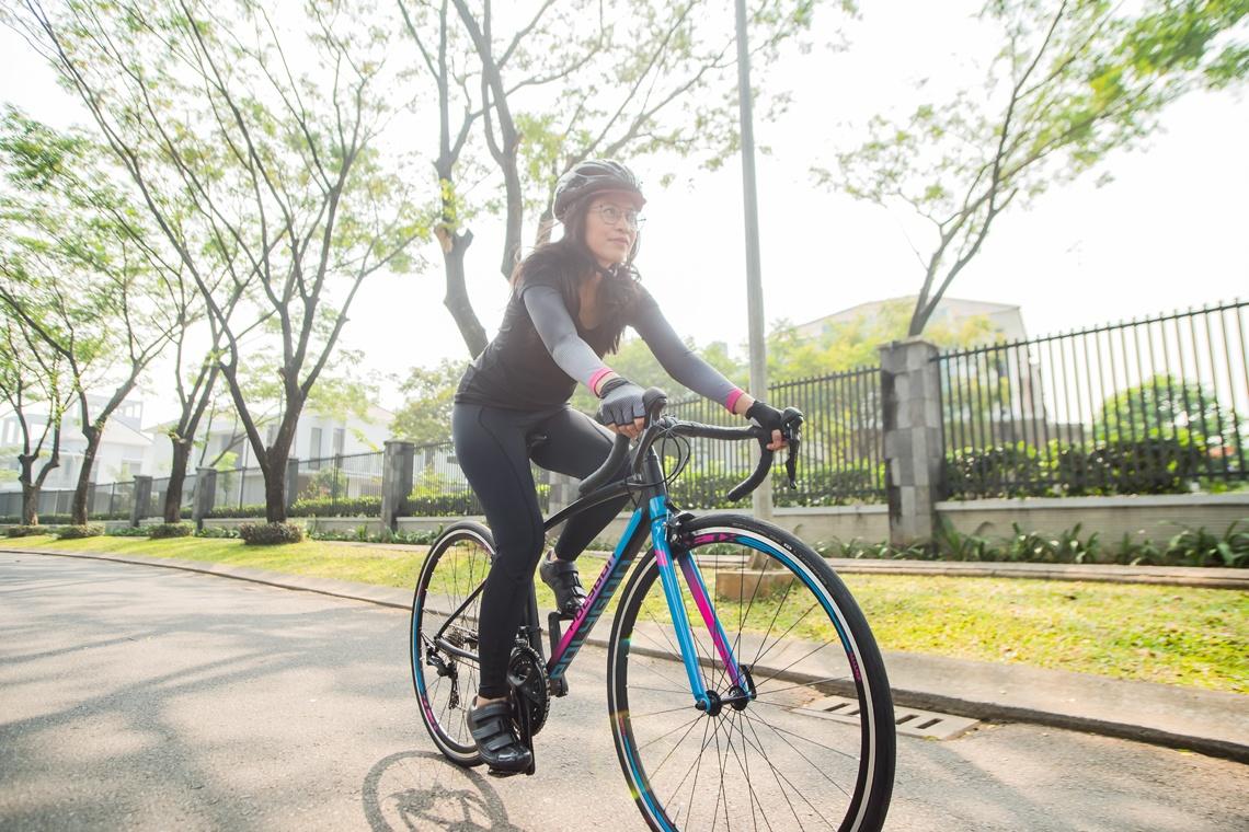 FAKTA PEREMPUAN BERSEPEDA - Polygon Bikes